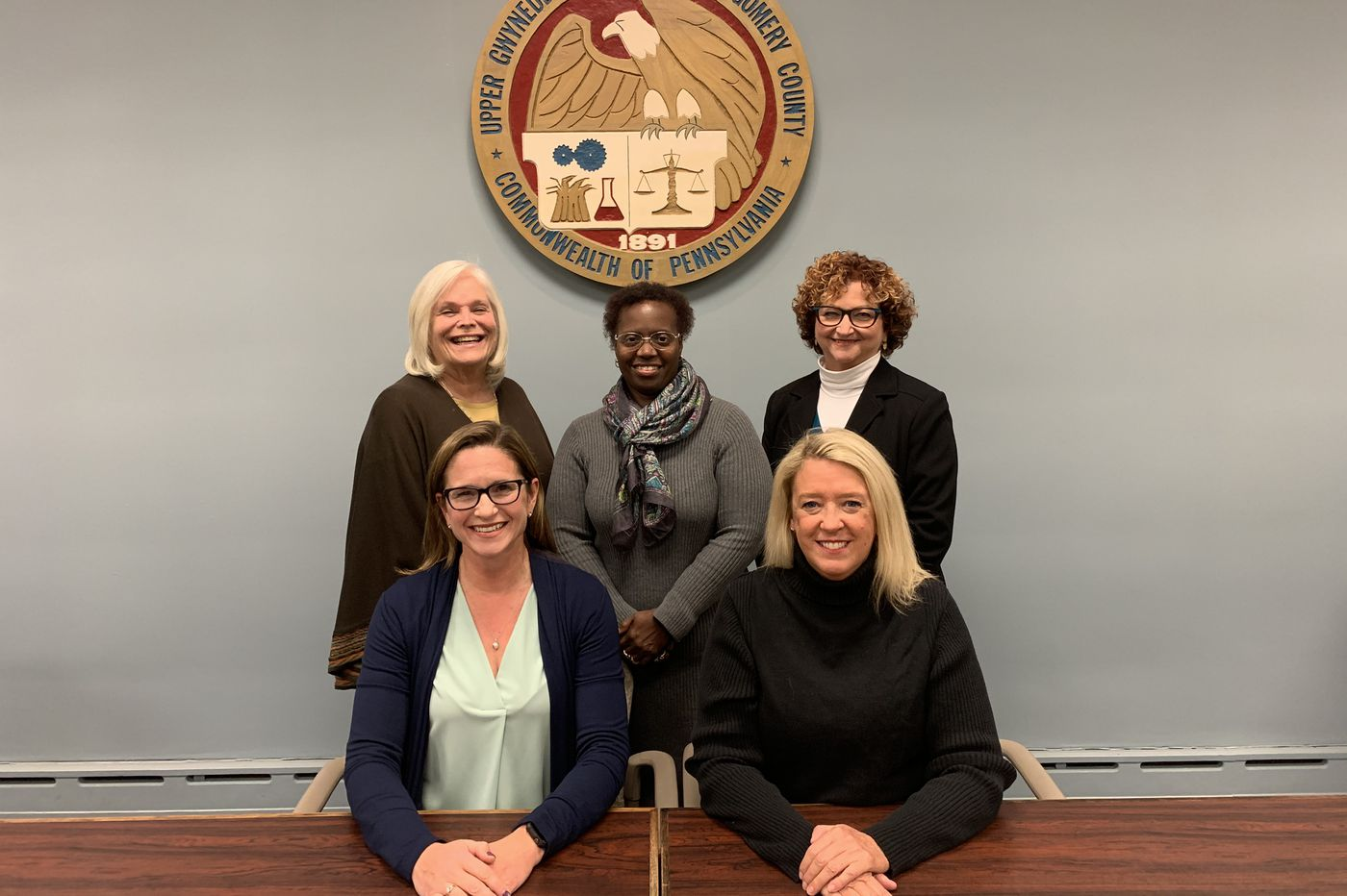 Women are taking over leadership of this suburban Philly town for the first time ever