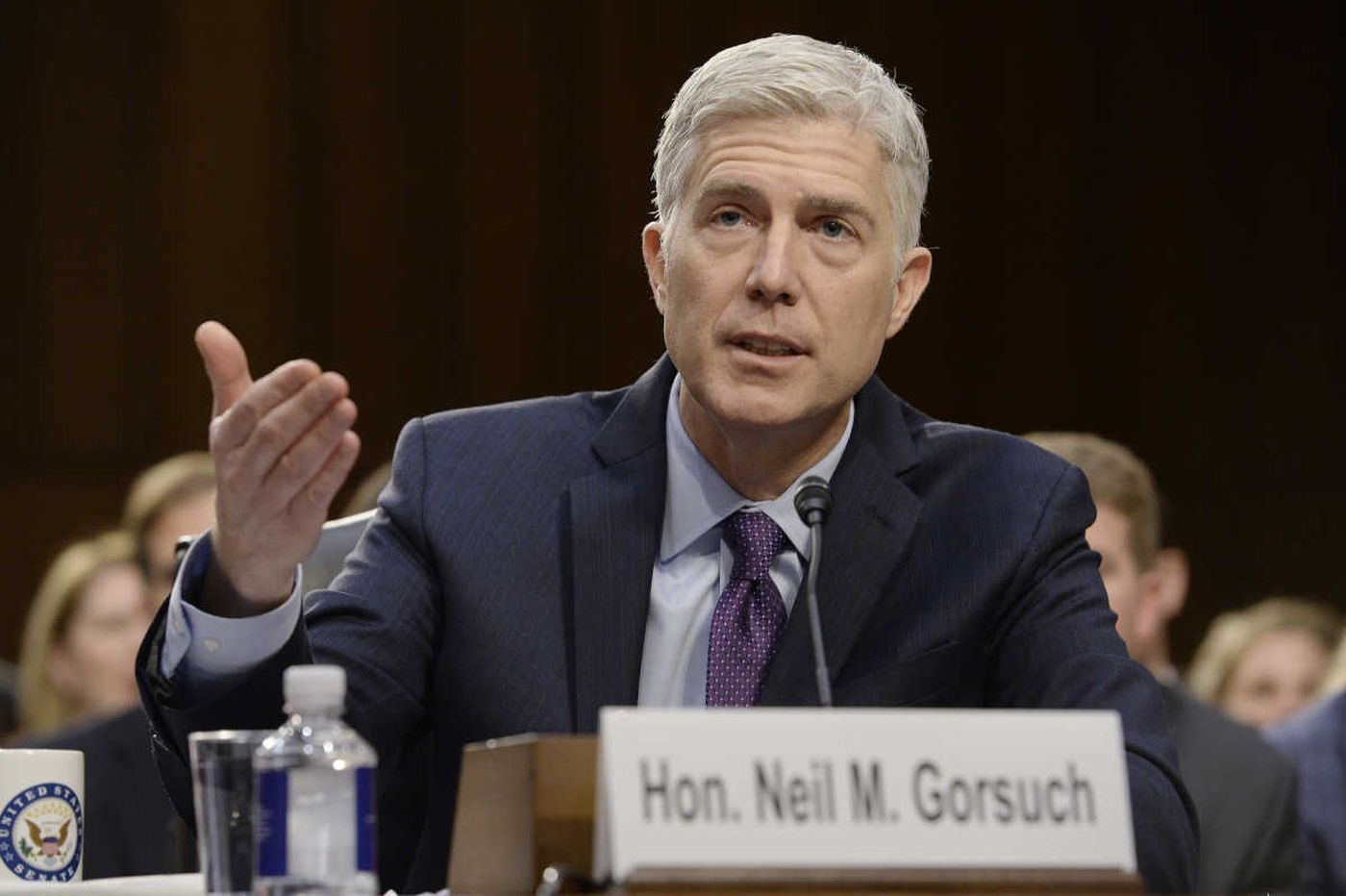 Toomey: Why I'm voting to confirm Gorsuch
