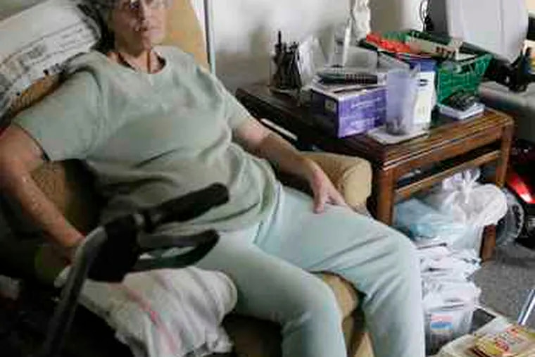 Shirley Shupp, in Houston, contacted her local Senior Medicare Patrol when she received thousands of dollars in medical equipment she did not ask for.