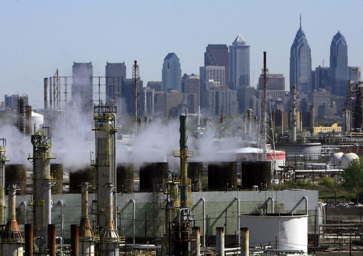 Refiners rebound, and Phila. Energy Solutions workers want cut benefits restored