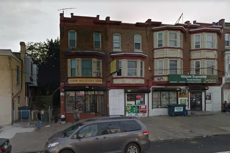 New Kitchen Chinese, where two masked gunman shot and killed a man early Saturday morning.