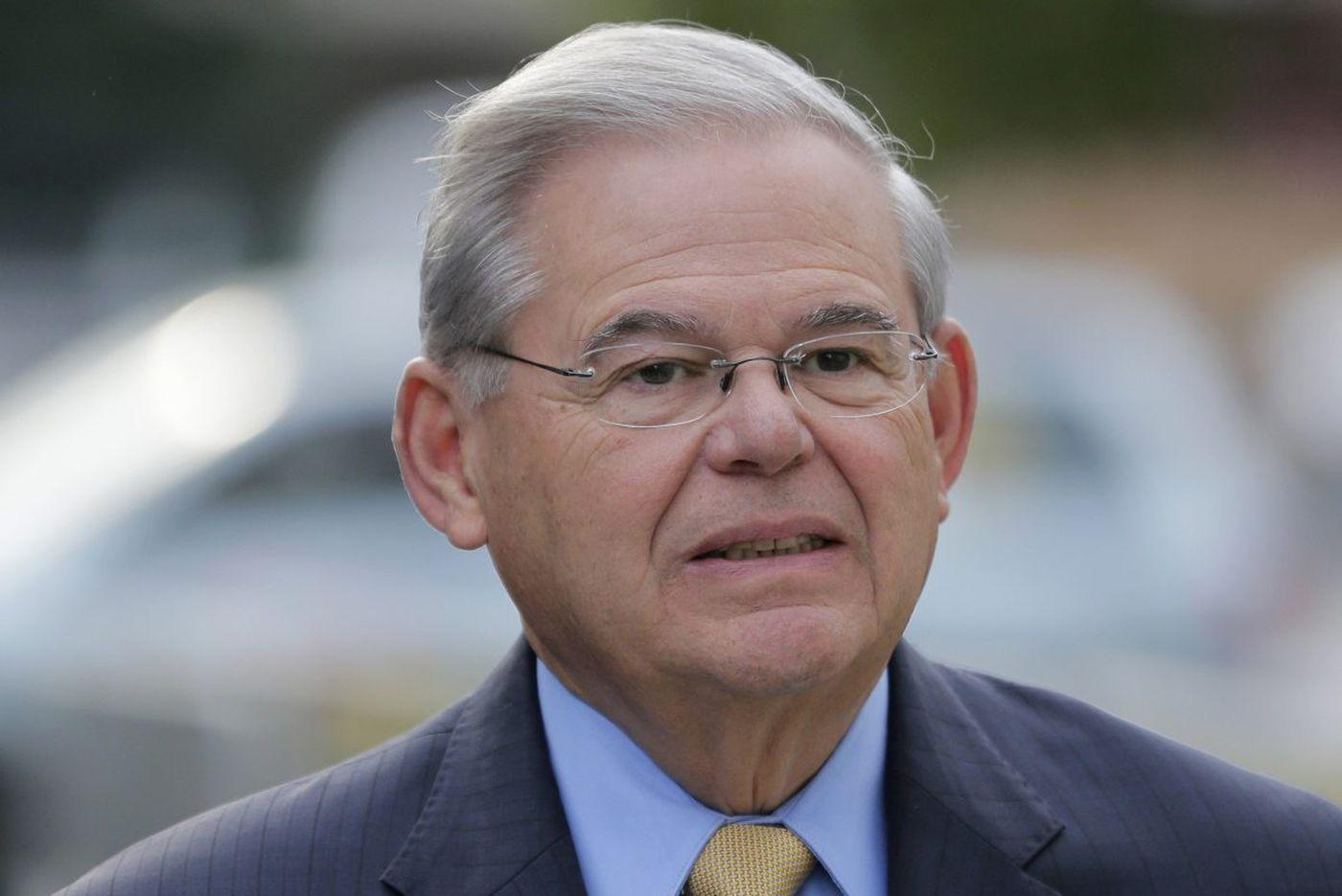 Excused Menendez juror: He's not guilty