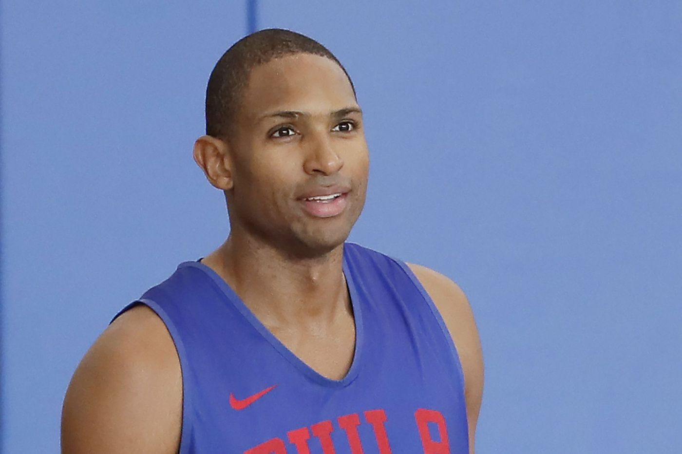 Sixers Al Horford disappointed he had to return to Boston as a spectator