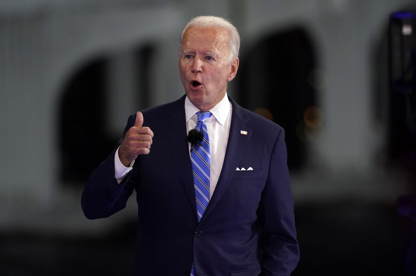 Biden maintains his lead in latest Pennsylvania polls as time is running short for Trump