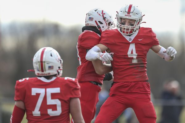 Lenape beats Shawnee on Thanksgiving, ends season on high note
