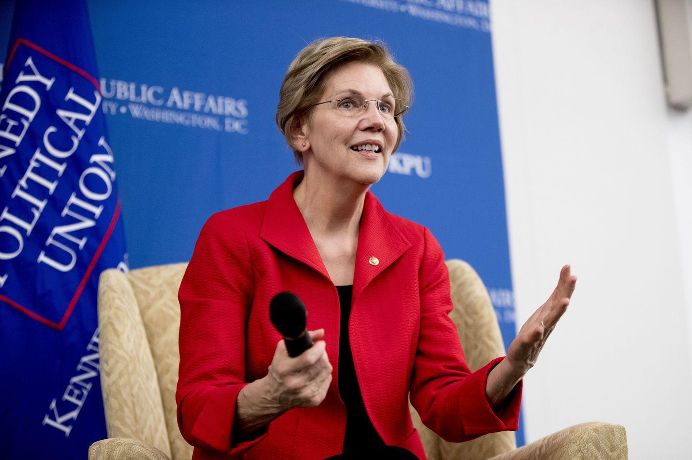 Elizabeth Warren announces exploratory committee for 2020 presidential run