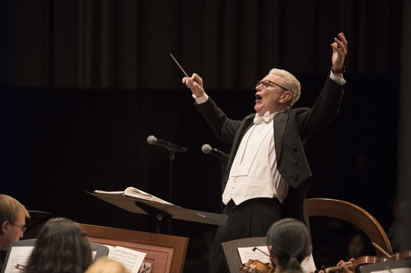 Penn choral director William Parberry retires after 45 years