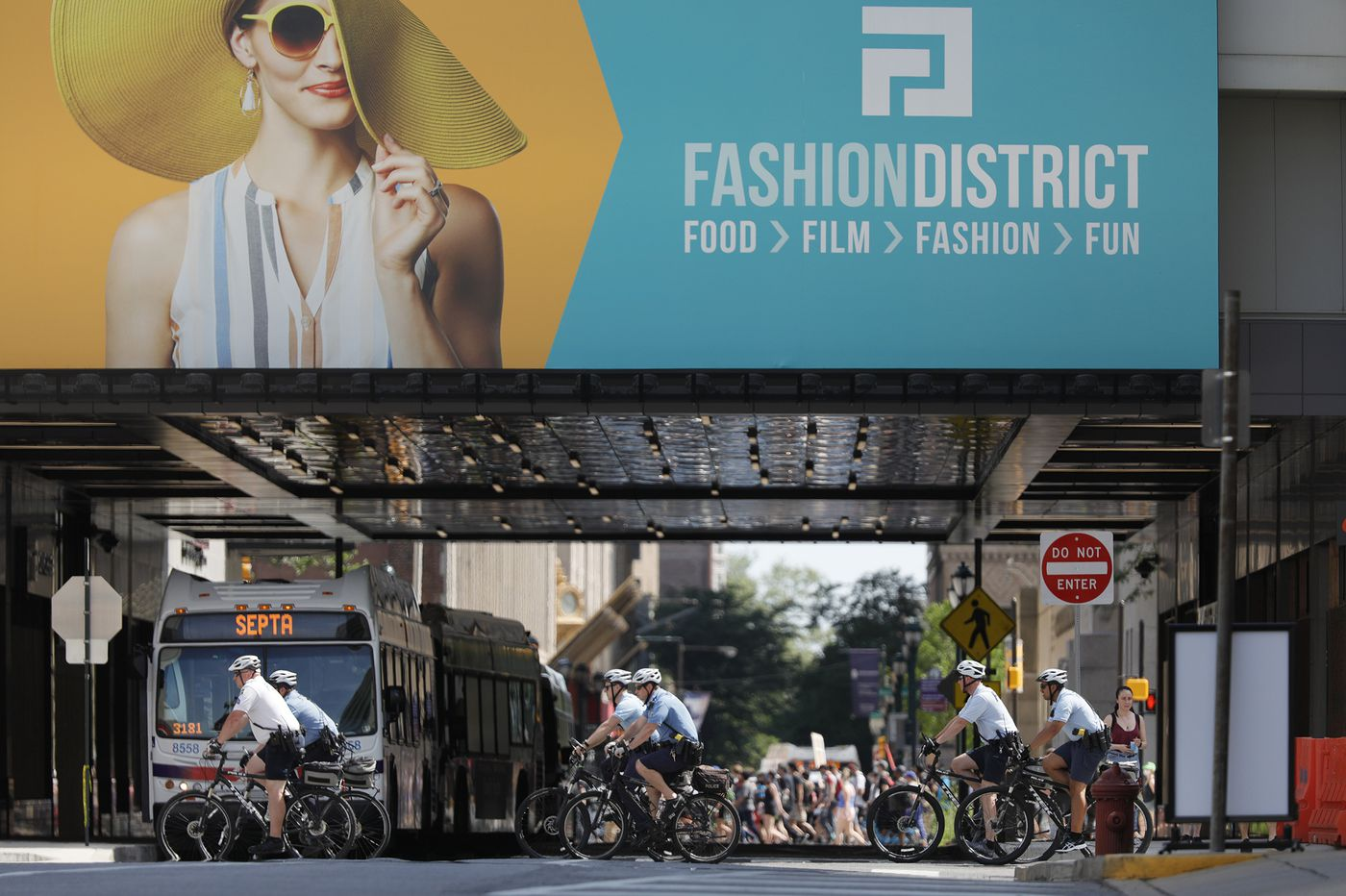The Fashion District mall will reopen next week as Philly coronavirus restrictions are lifted