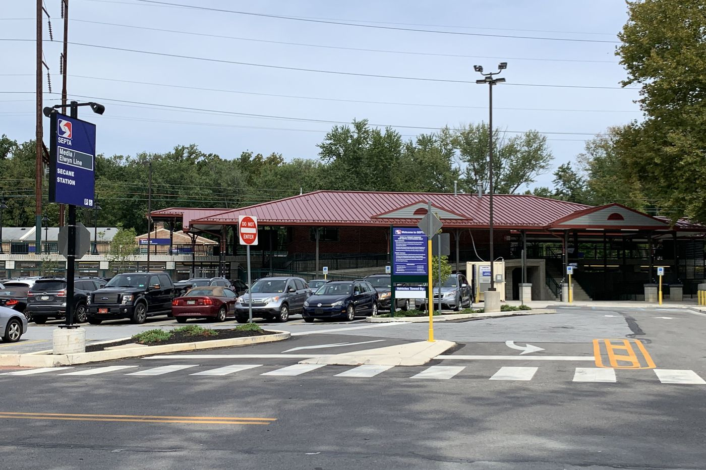 Upper Darby gets a new train station as SEPTA girds for transportation funding face-off