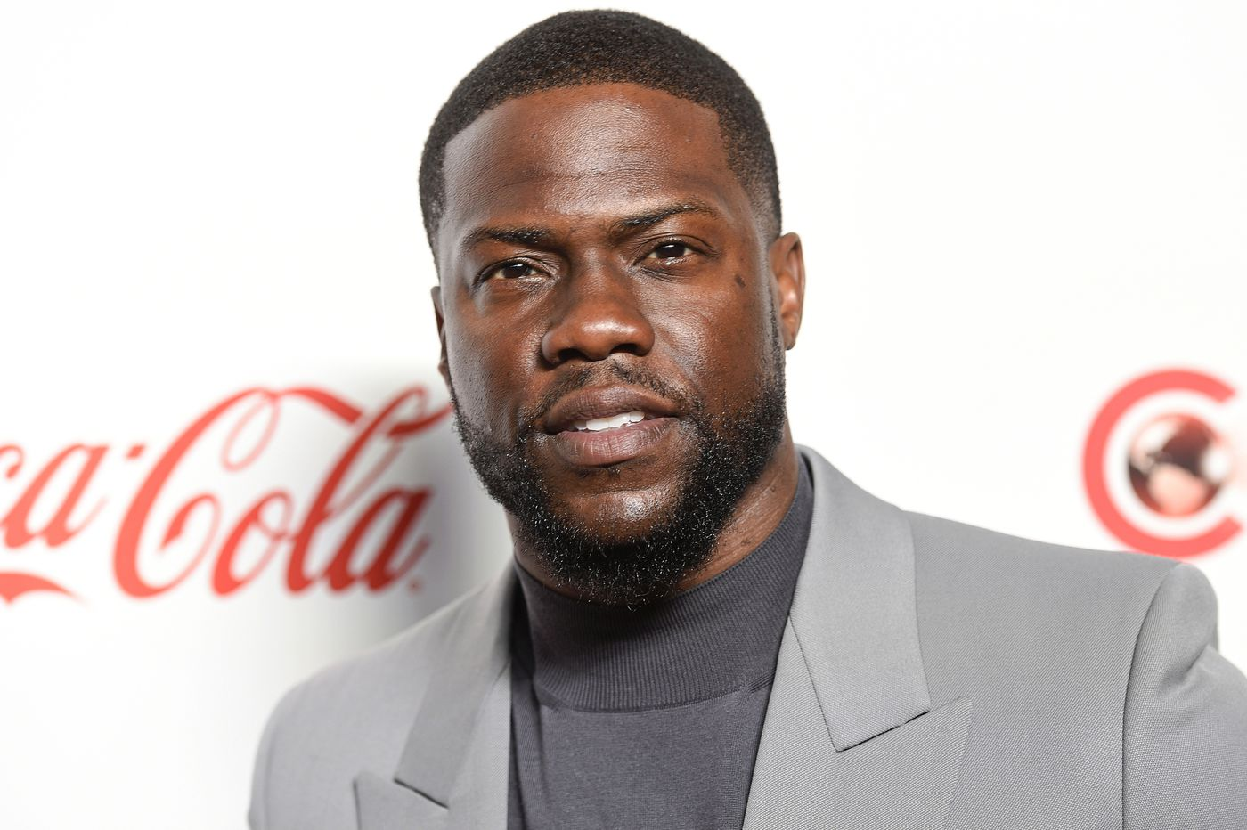 Kevin Hart is back at work after sustaining substantial injuries in car accident