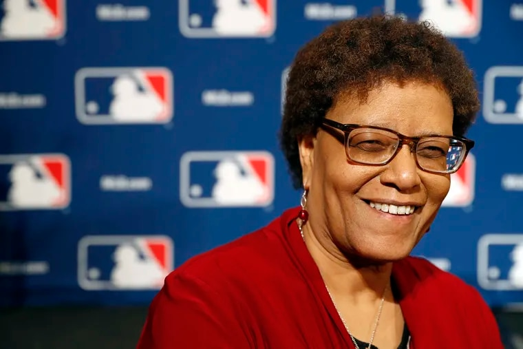 Claire Smith was the first woman to win the J.G. Taylor Spink Award for meritorious contributions to baseball writing.