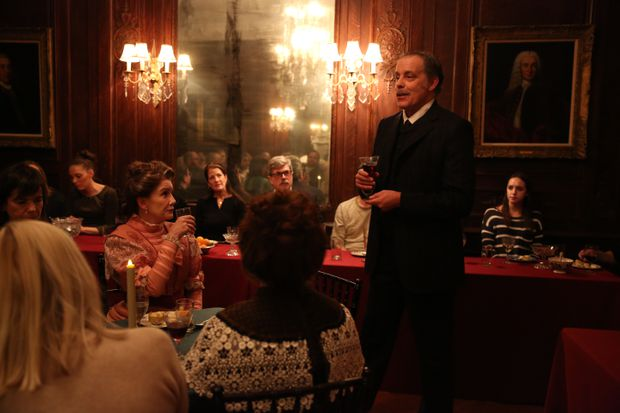 """Broadway Theater: Joyce's """"The Dead"""" brought to life by Irish Repertory Theatre"""