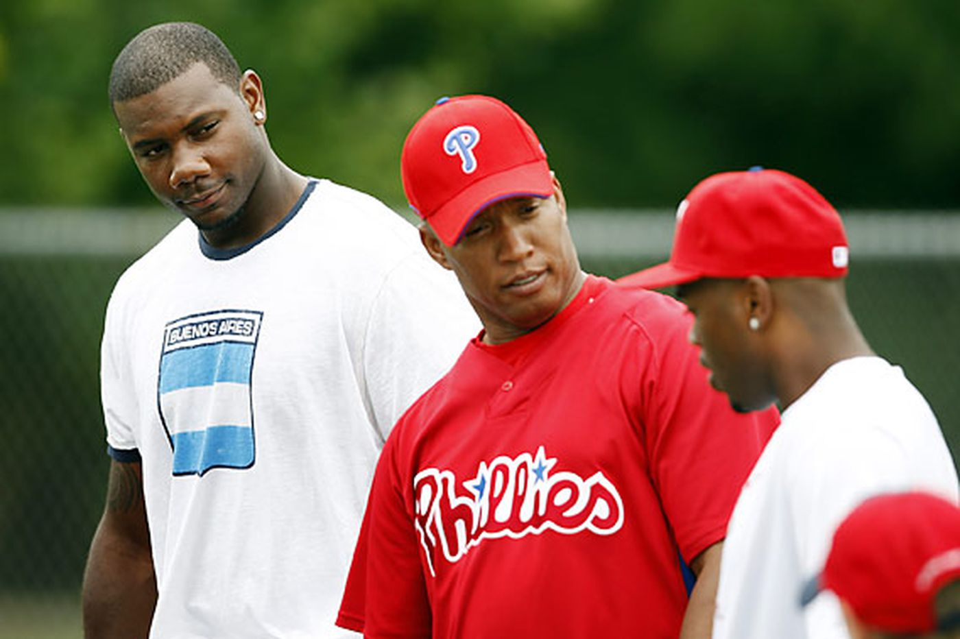 Former Phillies OF Milt Thompson to coach players who missed their final high school season, in new Cherry Hill sports academy