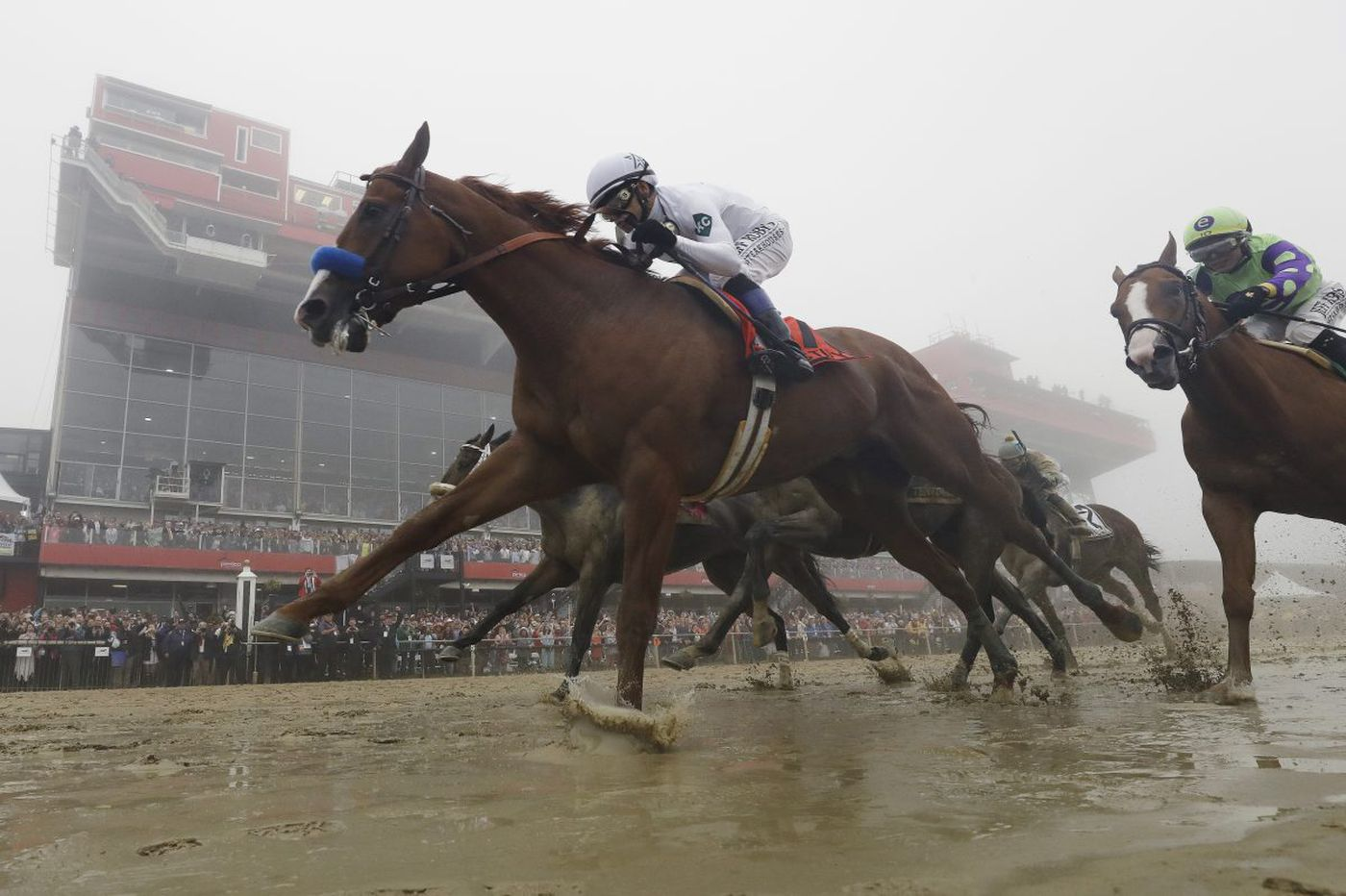After Preakness, will Justify be at his best for Triple Crown bid?   Dick Jerardi