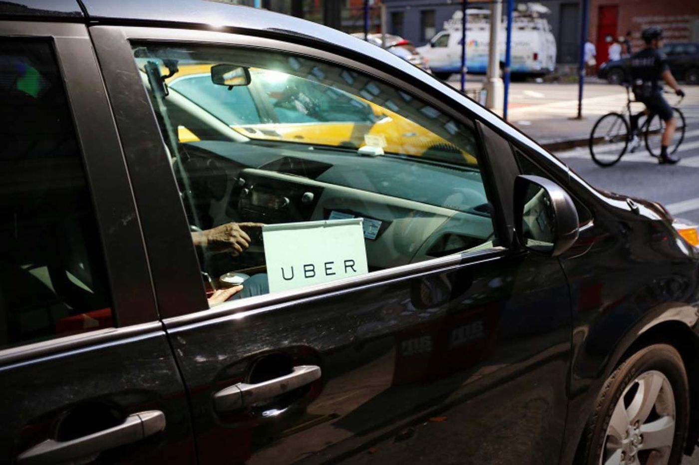 Police officer goes undercover as Uber driver for pot bust