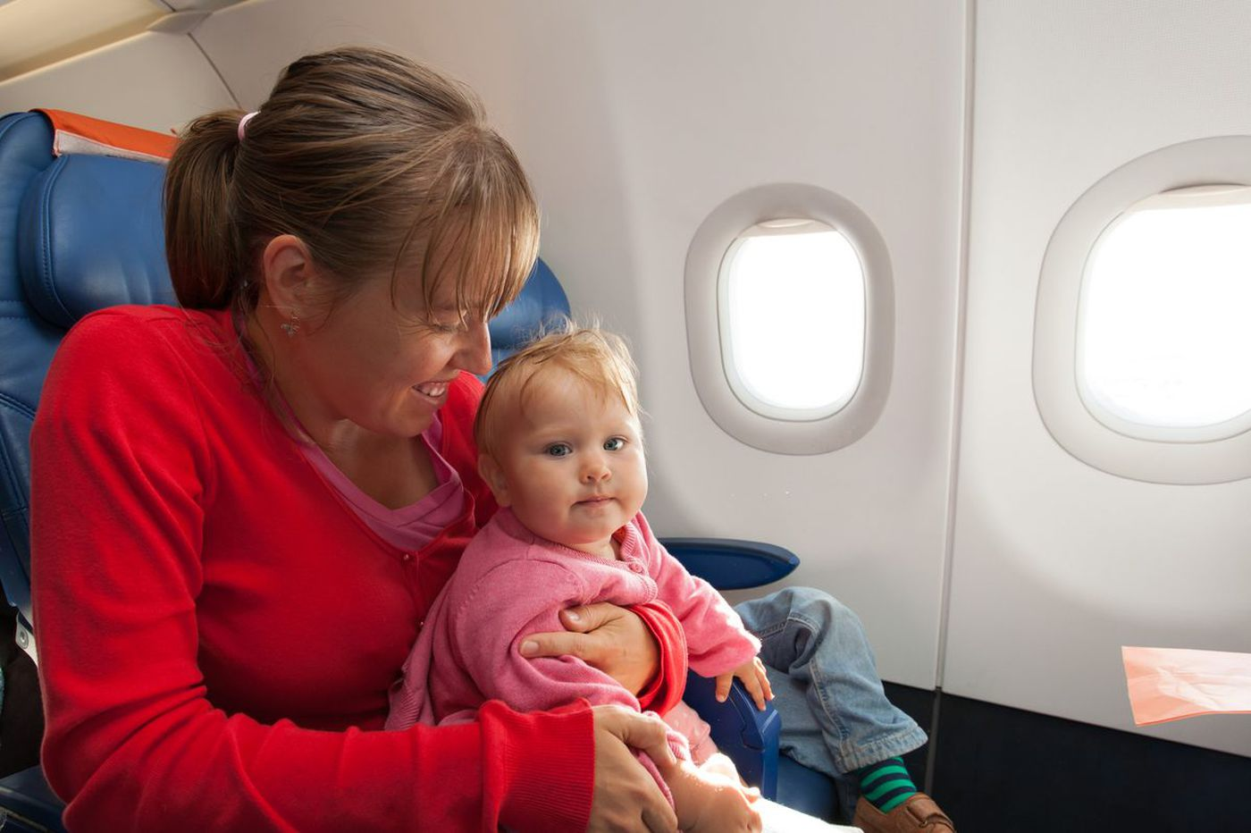 Crying babies, smelly seatmates: Top complaints on planes, transit, ride sharing
