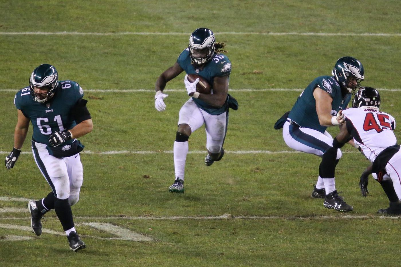 'Poison' punt was nearly deadly for Eagles, but Bryan Braman bounced back