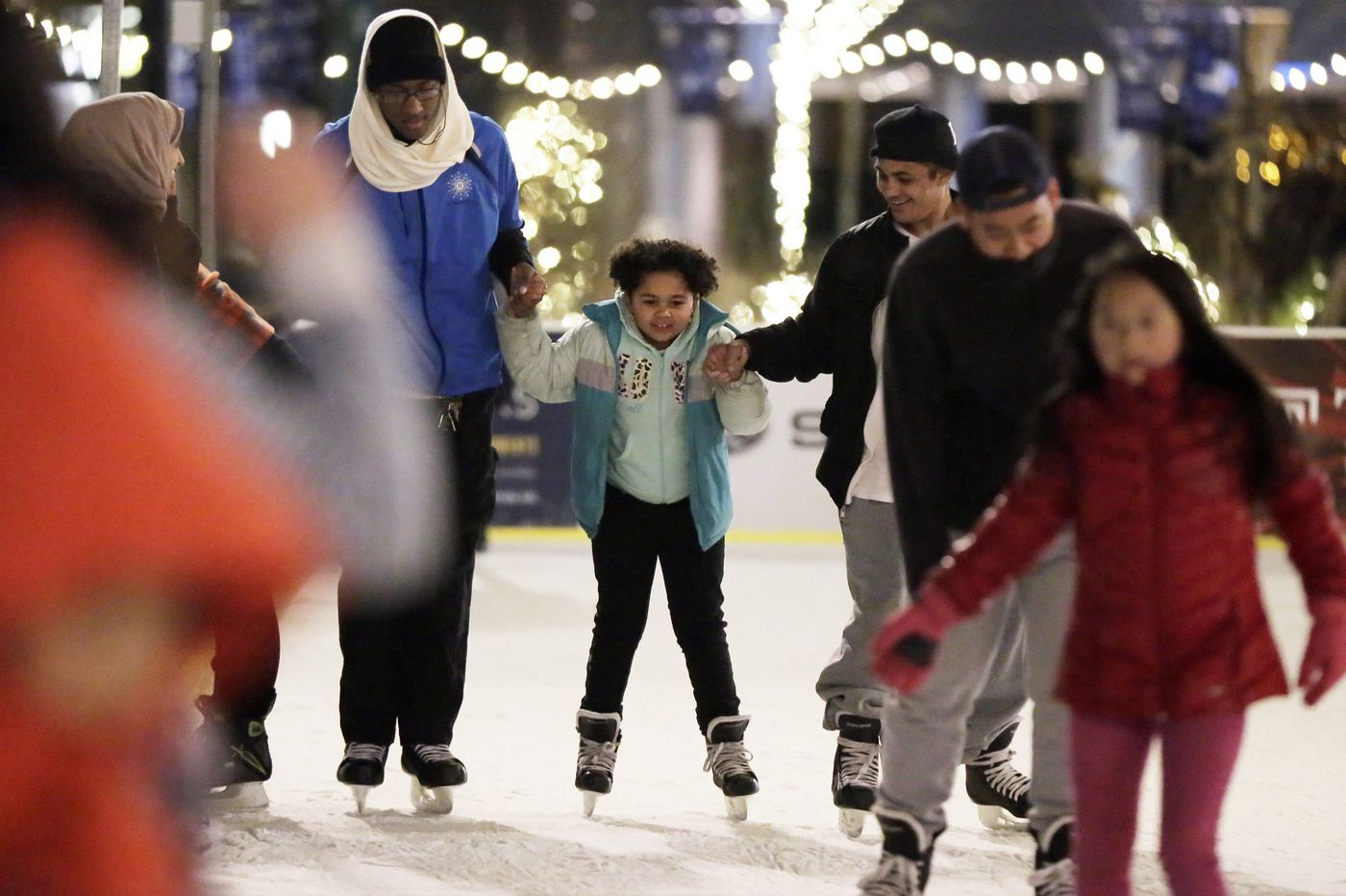 Rothman Ice Rink opens, Roy Orbison Hologram tour, and other events in the Philadelphia region, Nov. 9-15