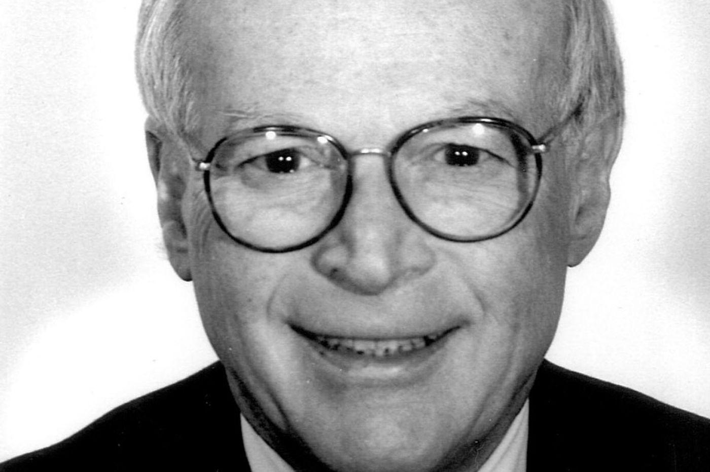 Edmund Ludwig, 87, federal judge and Doylestown chronicler