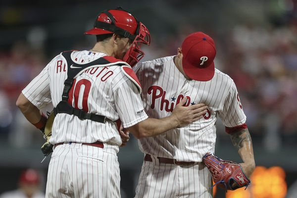 Phillies Vince Velasquez changes tone about possible role in bullpen, comes in as a reliever against Brewers