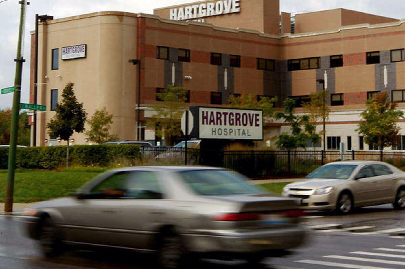 Universal Health Services says it's under criminal investigation