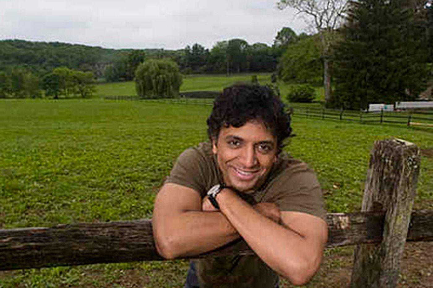 State budget impasse chases Shyamalan film to Canada
