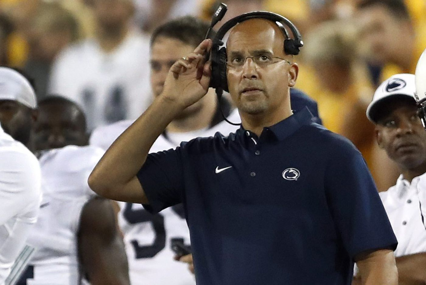 What James Franklin is saying …