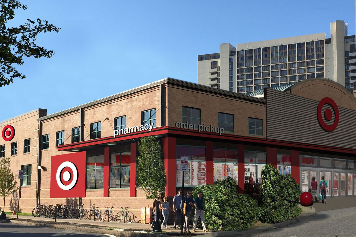 Why Target is aiming at urbanites for growth