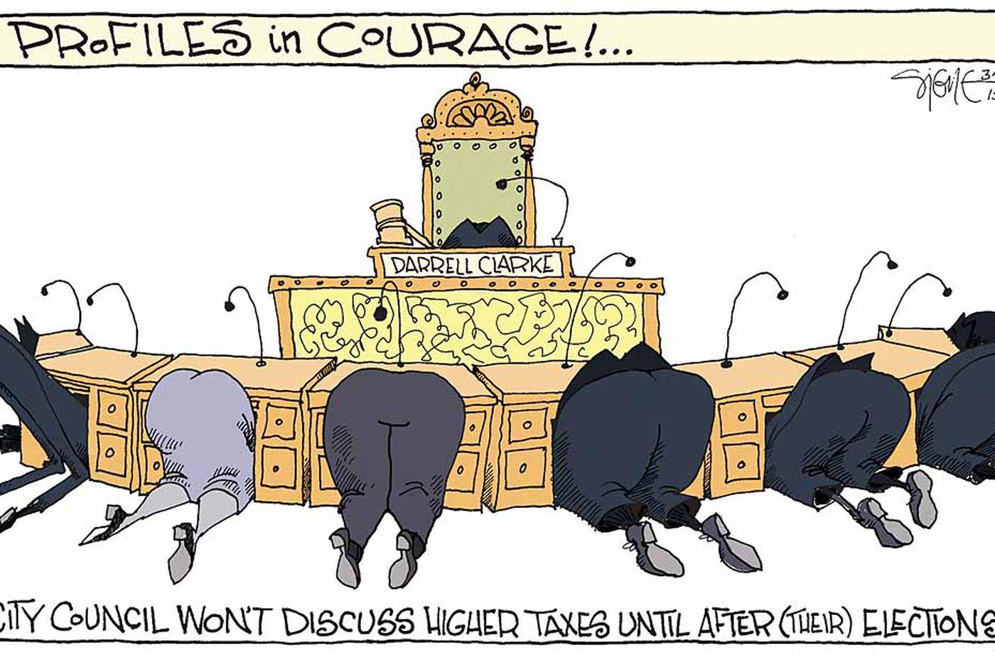 Daily Signe Cartoon 03/18/15