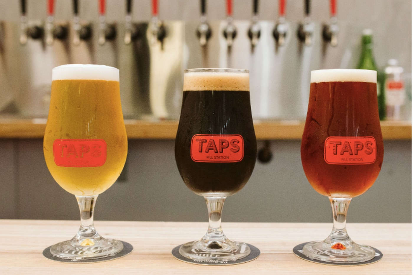 Bourse Food Hall to become Bourse Beer Hall for one day only in honor of Oktoberfest