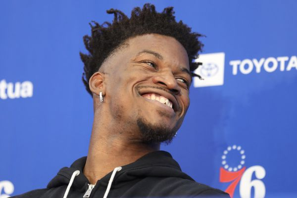 Jimmy Butler not worried about on-court fit with Sixers' ball-dominant young stars