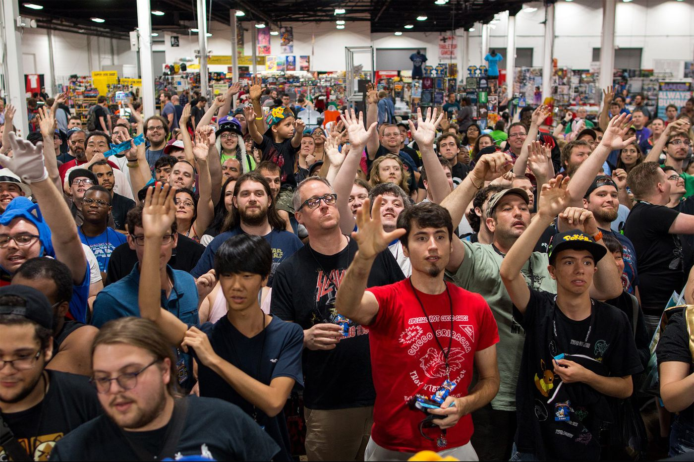 Win $5,000 playing Overwatch at the TooManyGames convention