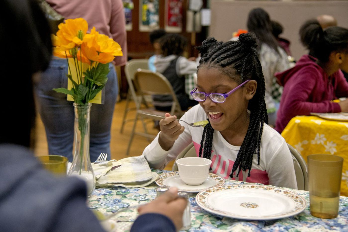 Removing barriers to healthy eating, one family meal at a time