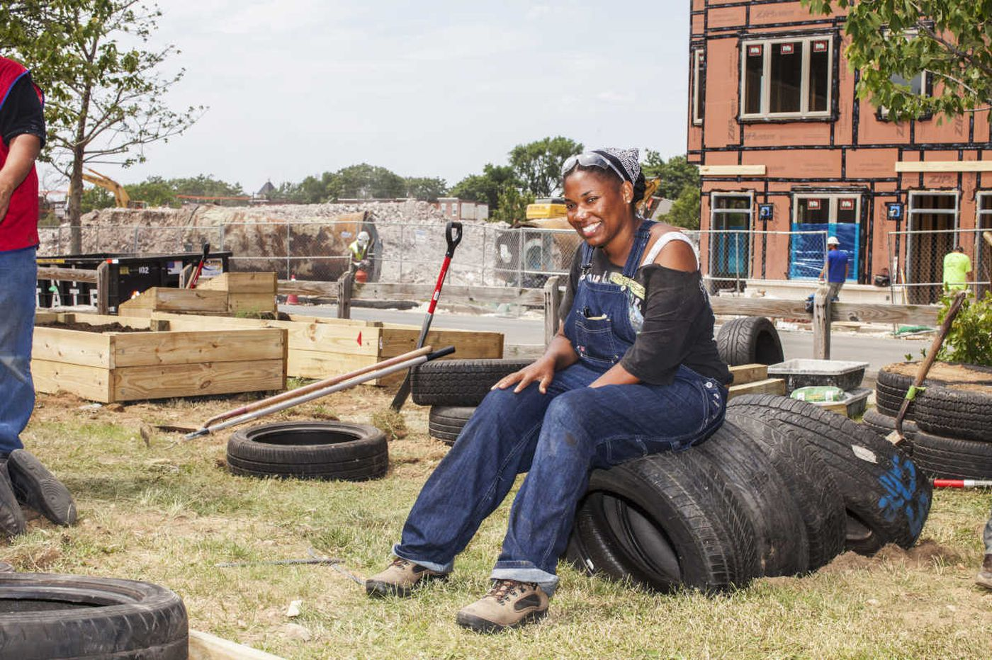 Can design empower a community? North Philly gardeners displaced by PHA will find out