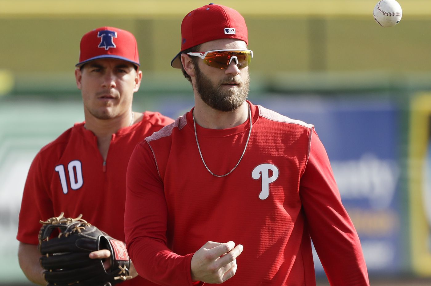 Phillies podcast: Mailbag time, Bryce Harper's defense, how many wins to make the playoffs?