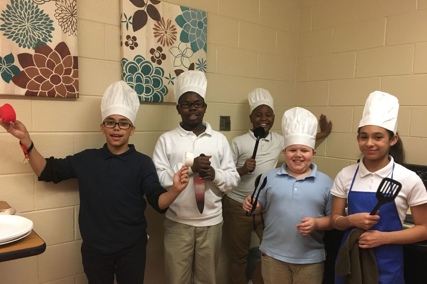 Showing off their new skills with pride | My Daughter's Kitchen