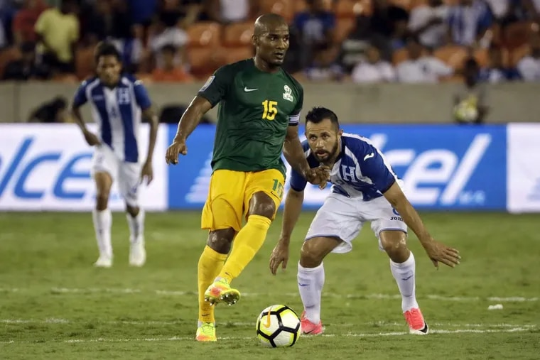 Former Chelsea star Florent Malouda took the field in French Guiana's CONCACAF Gold Cup against Honduras, despite being an ineligible player. It was a protest against FIFA's treatment of the French overseas territory.