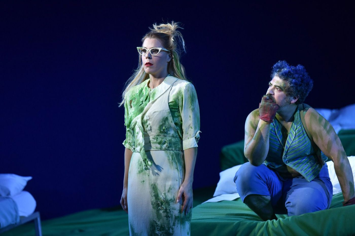 Operatic 'Midsummer Night's Dream' claims an orbit of its own