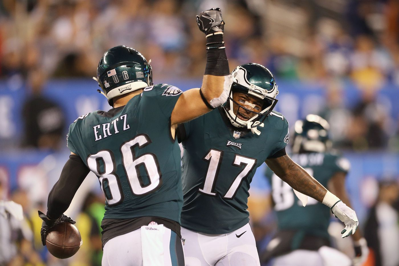 Eagles 34, Giants 13: It took until Week 6, but the Eagles finally played to expectations