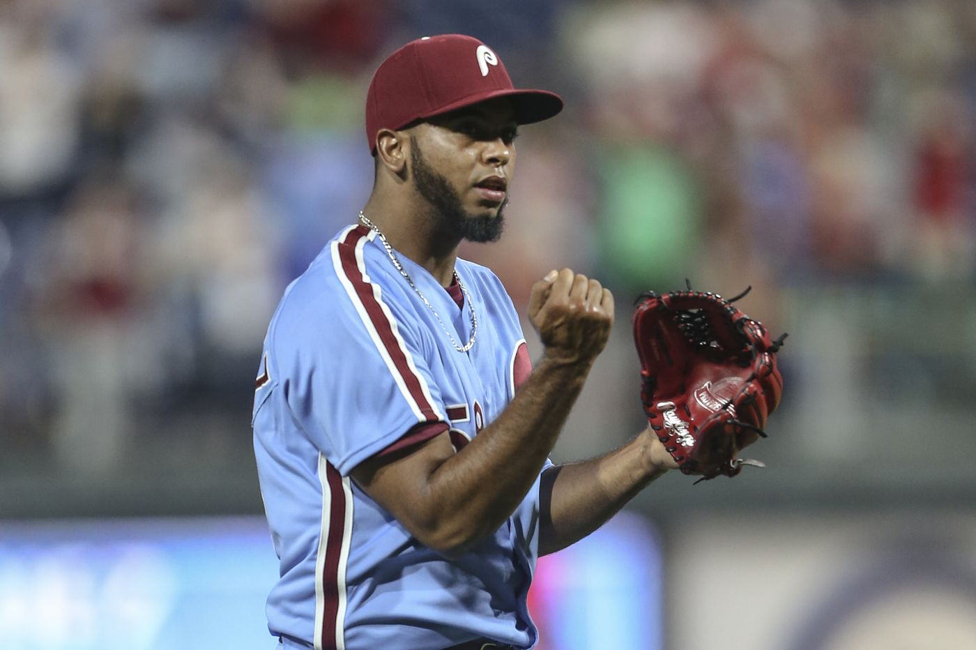 Seranthony Dominguez proves he has the short memory required to be an excellent reliever   Extra Innings