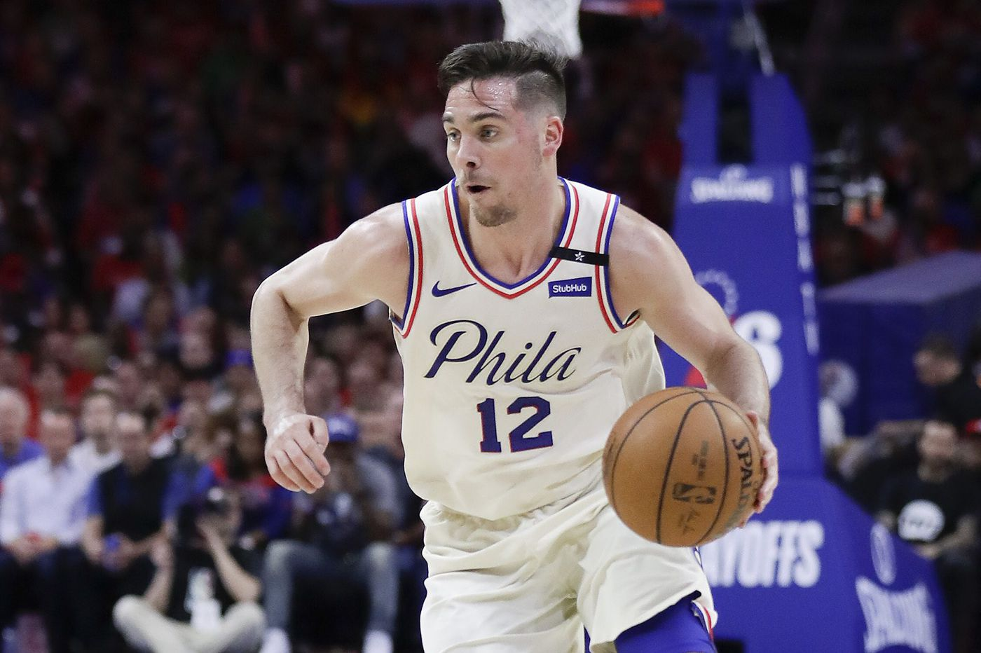 Sixers plan to address T.J. McConnell's status after the season