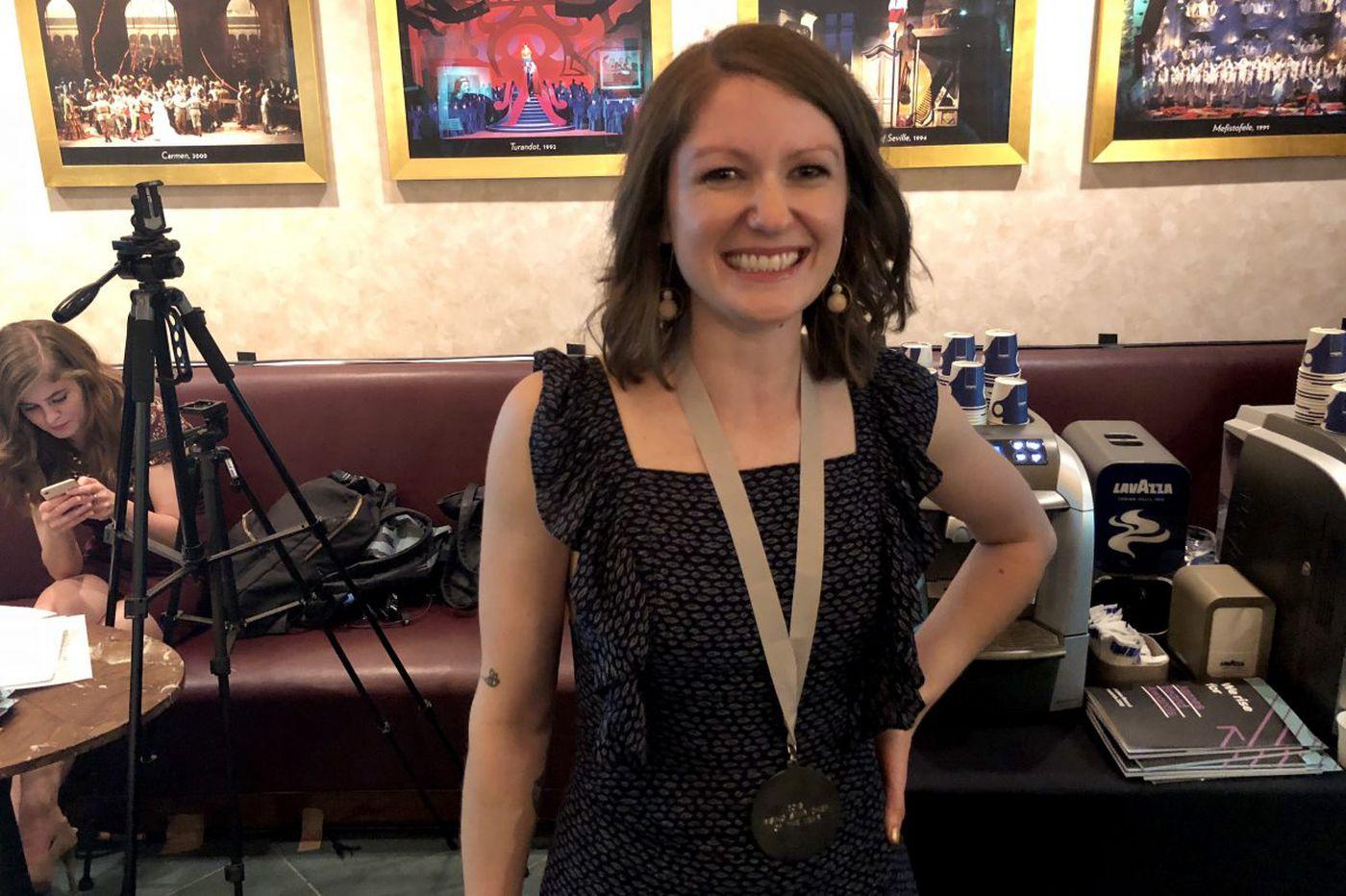 James Beard Awards: Zahav's Camille Cogswell wins for rising-star chef