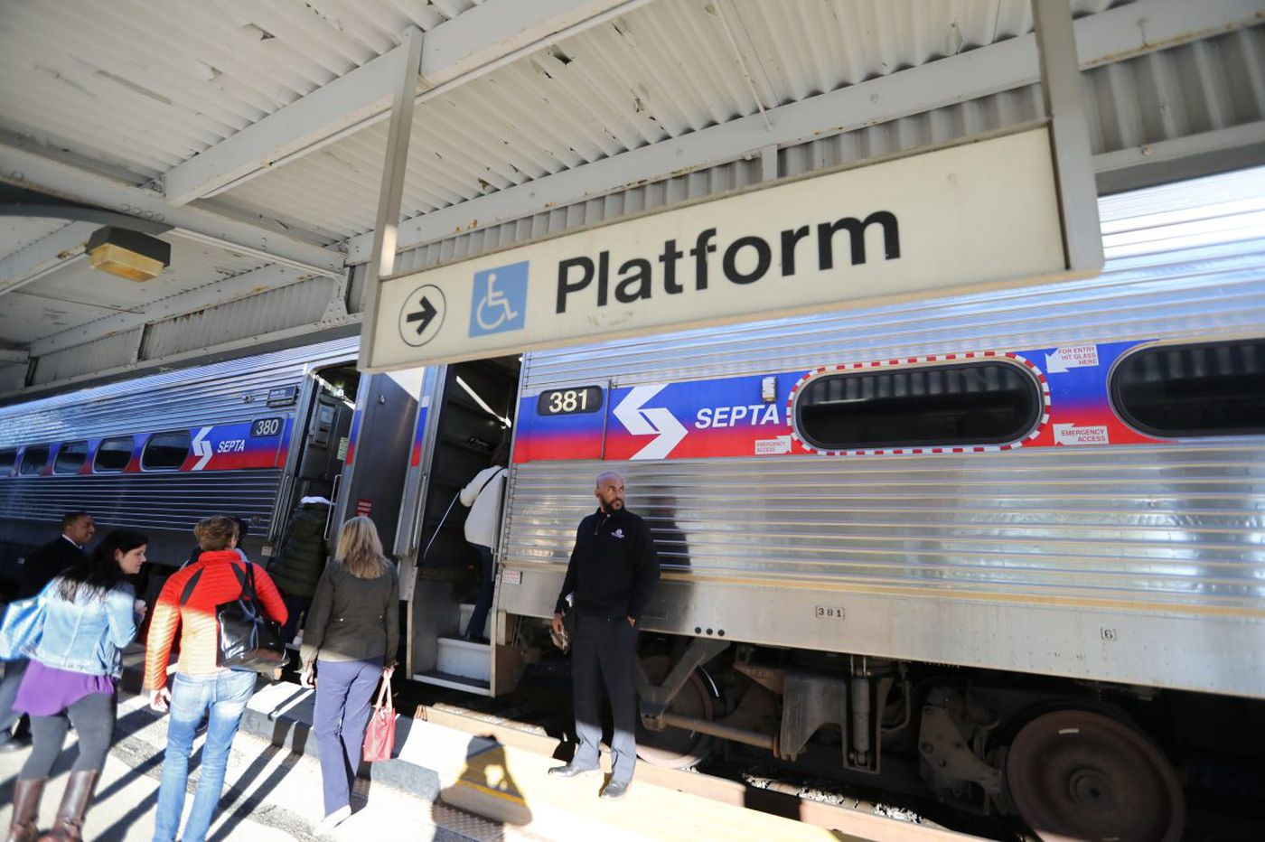 SEPTA's trains are late less. Riders know more. A new railroad safety system helped with both