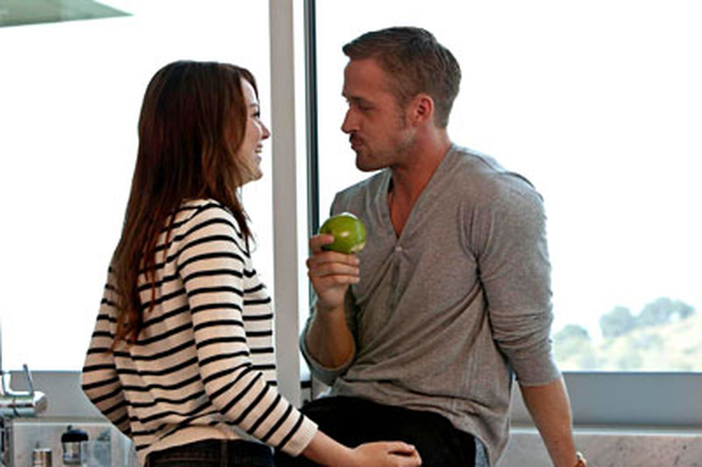 Cast keeps 'Crazy Stupid Love' sane