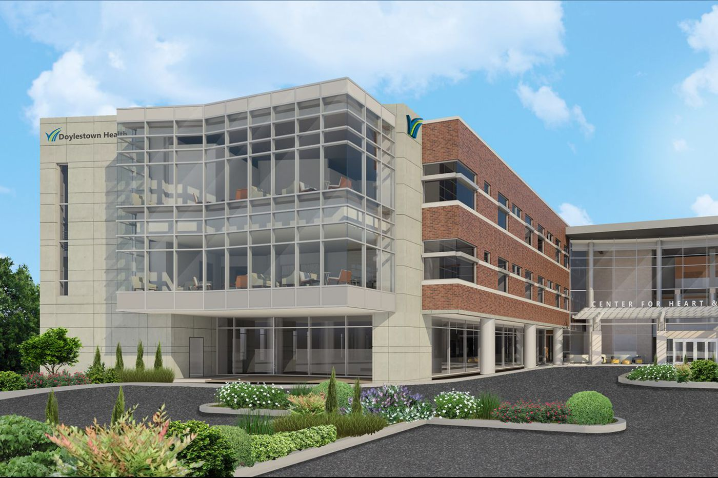 Doylestown Health outlines $100M in capital projects; launches $75M fundraising campaign