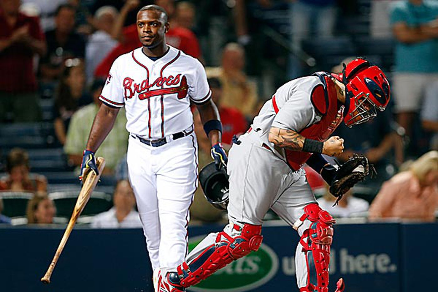 Braves lose seventh in a row