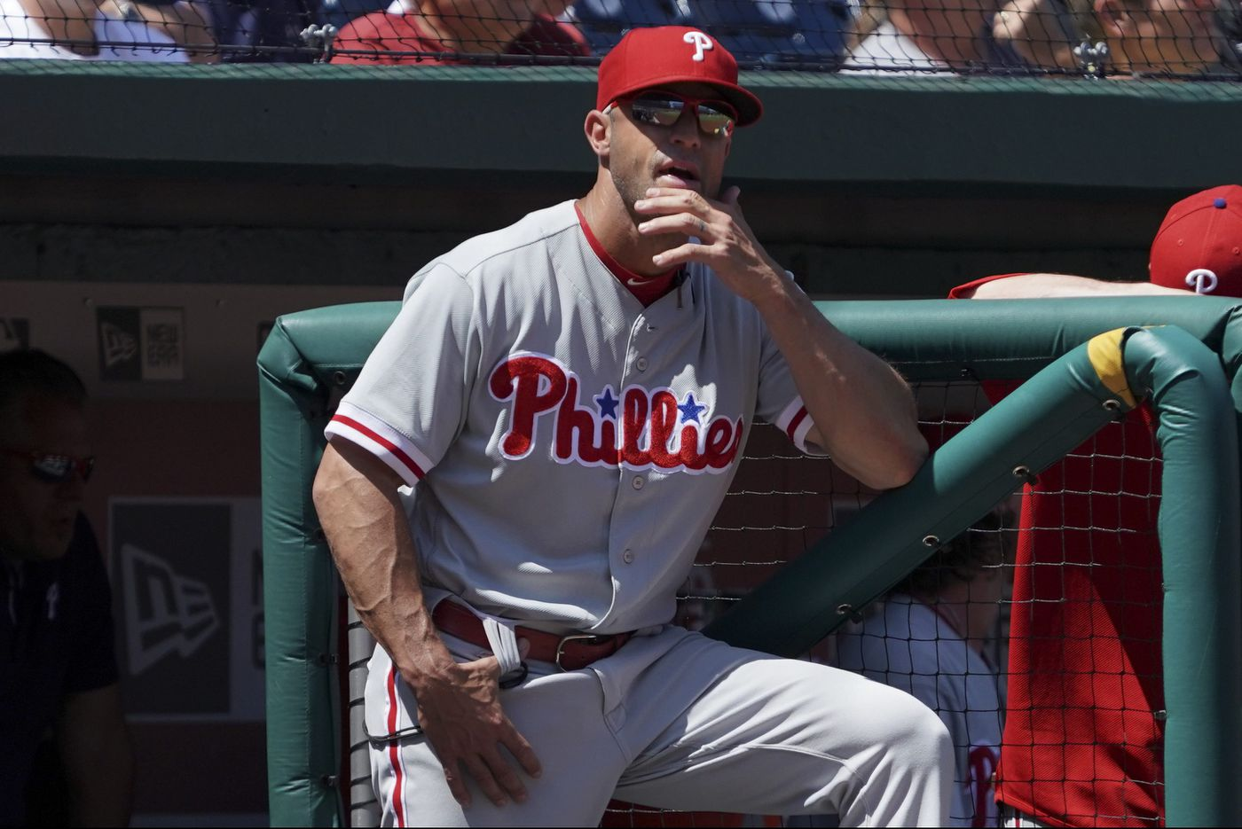 Gabe Kapler: Phillies are better now than when they were in first place