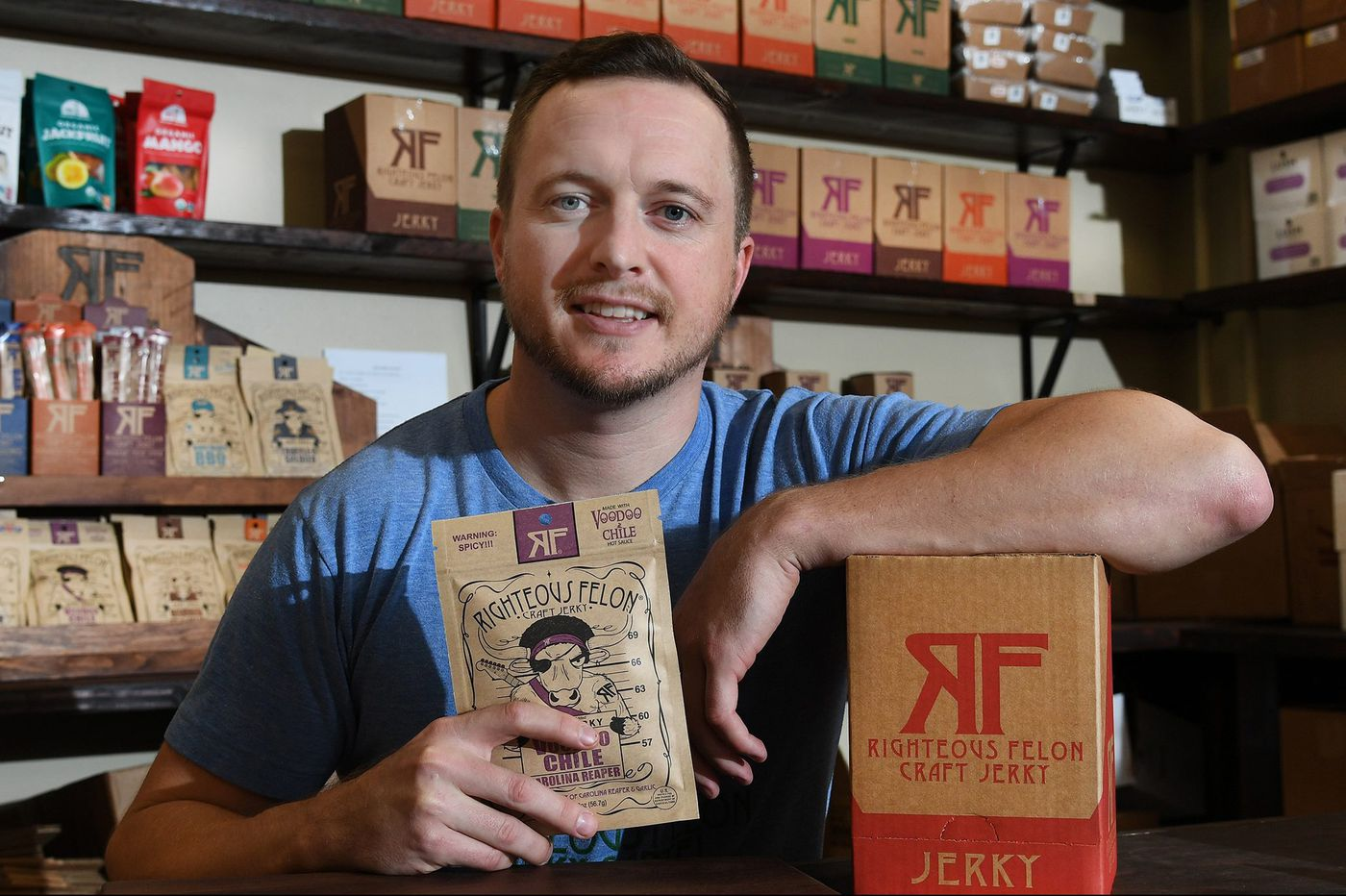 How 9 Philly area guys worked to make beef jerky righteous