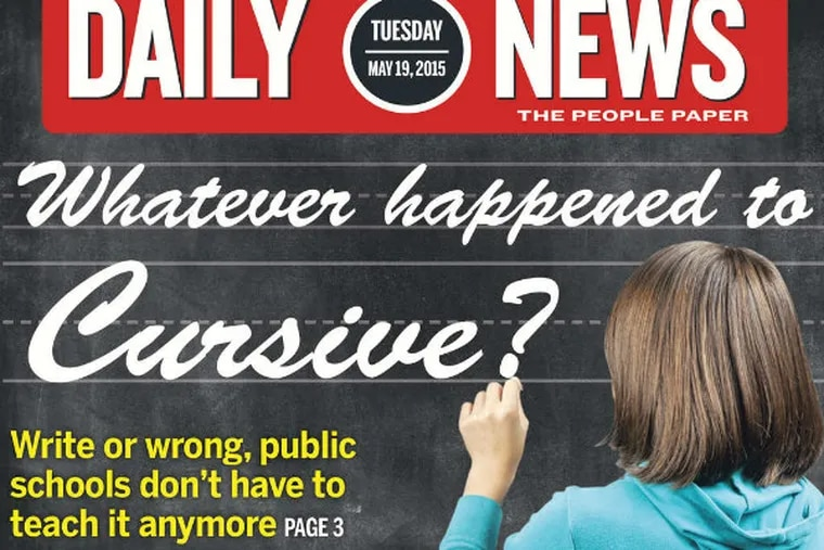 People Paper cover from earlier this month.