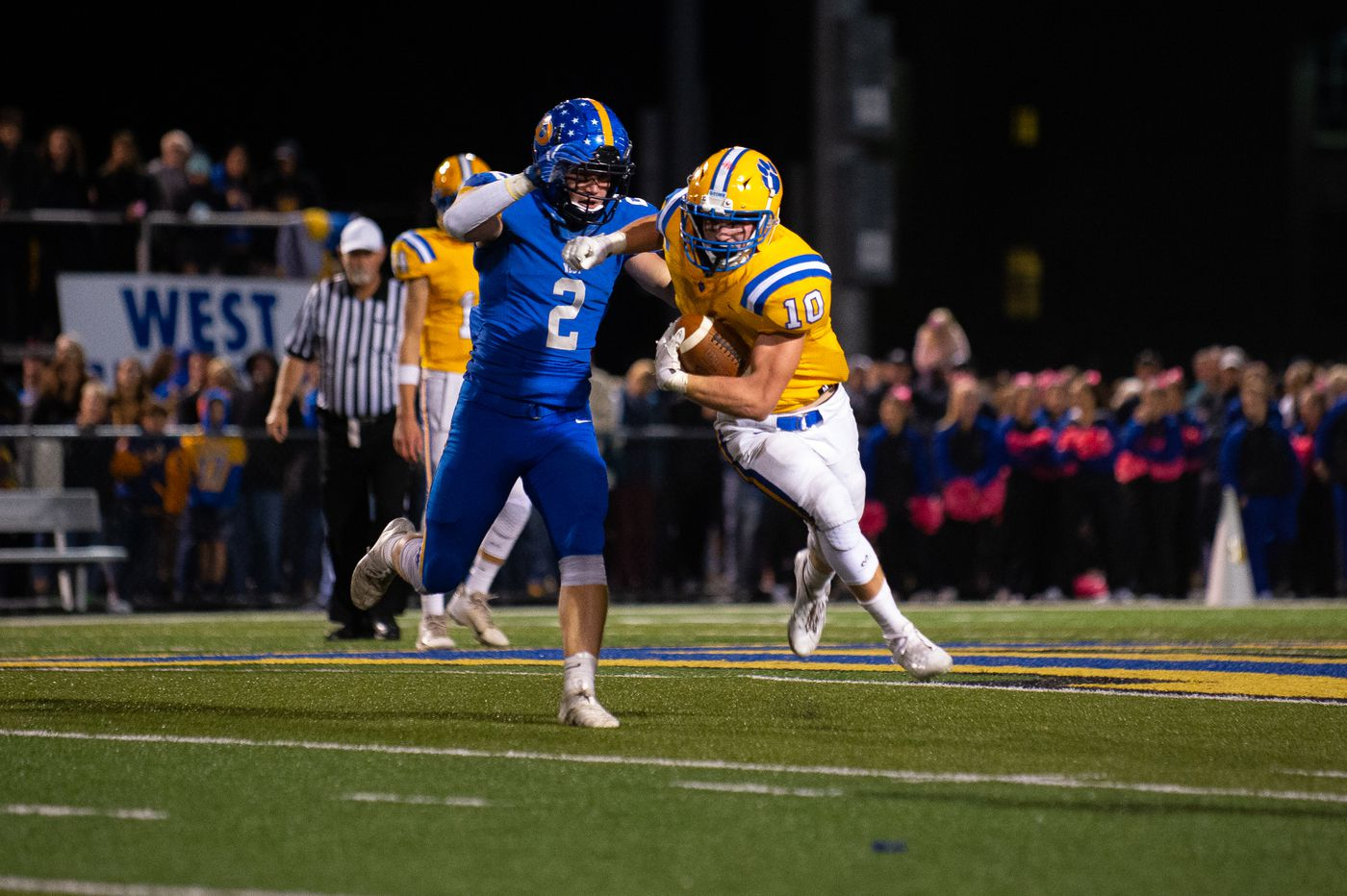 A deeper dive into the Southeastern Pennsylvania football Top 10: No. 8 Downingtown East